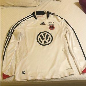 adidas Shirts - D.C. united jersey